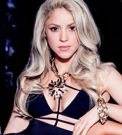 "Shakira is back with her singke ""I can't remember to forget you"". Source www.last.fm"
