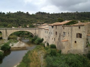 It is so beautiful to just get lost in Lagrasse for the day...