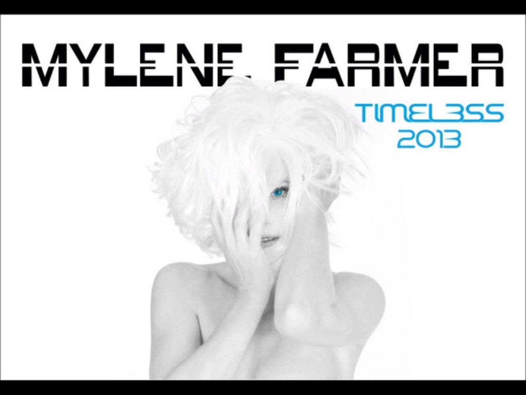 mylene farmer timless