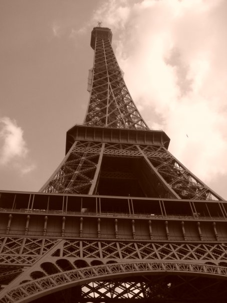 La Tour Eiffel ... the symbol of Paris