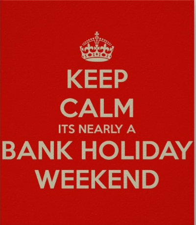 Bank Holiday en Angleterre