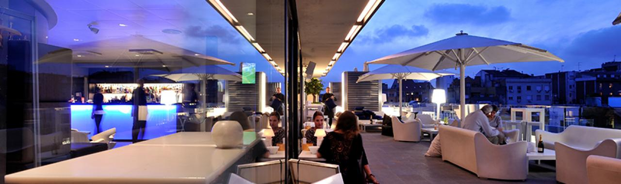 The Best Rooftop Lounge Bars In Barcelona This Summer A