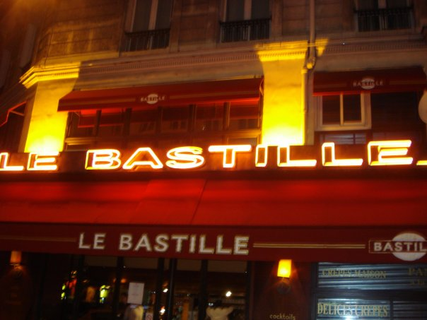 La Bastille Paris