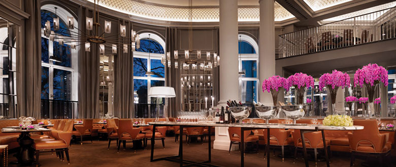 The Northall restaurant at the Corinthia