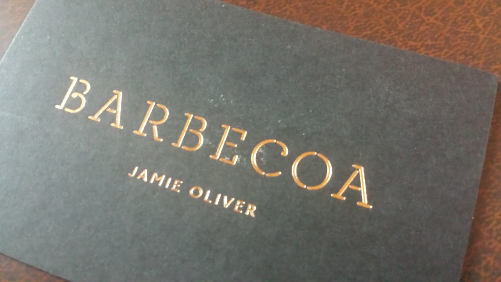 Barbecoa by Jamie Oliver