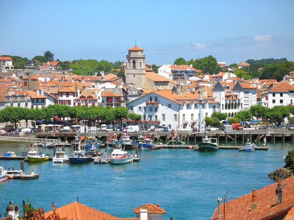 a day in saint jean de luz