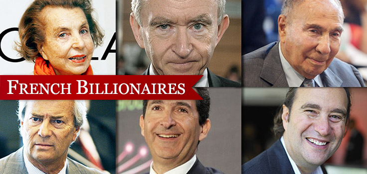 French richest people